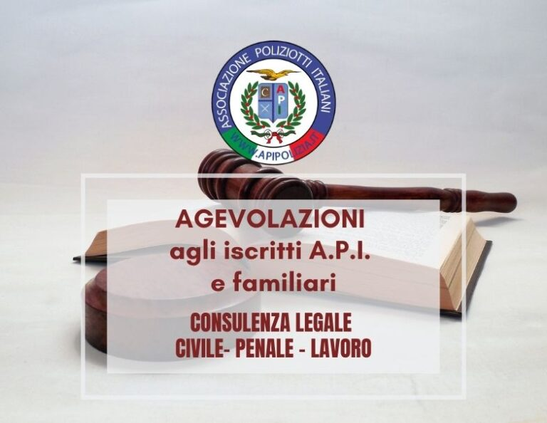 Consulenza legale in convenzione gratuita