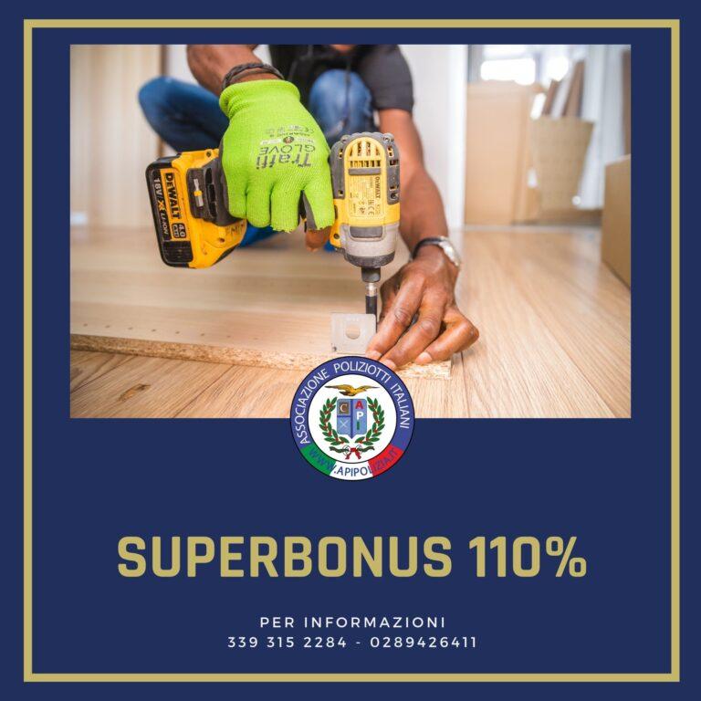 SUPERBONUS 110% con l'API-Milano