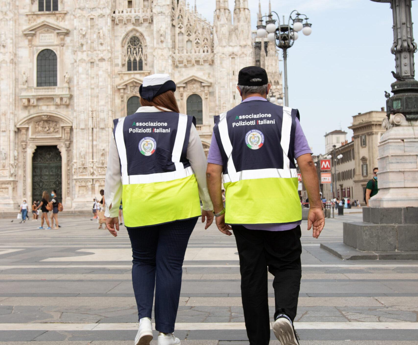 volontari associazione poliziotti italiani progettare il futuro 2020