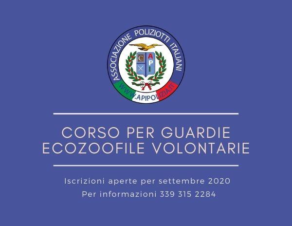 Corso per guardie ecozoofile