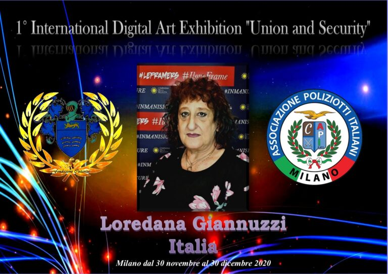 1° International Digital Art Exhibition Union and Security,